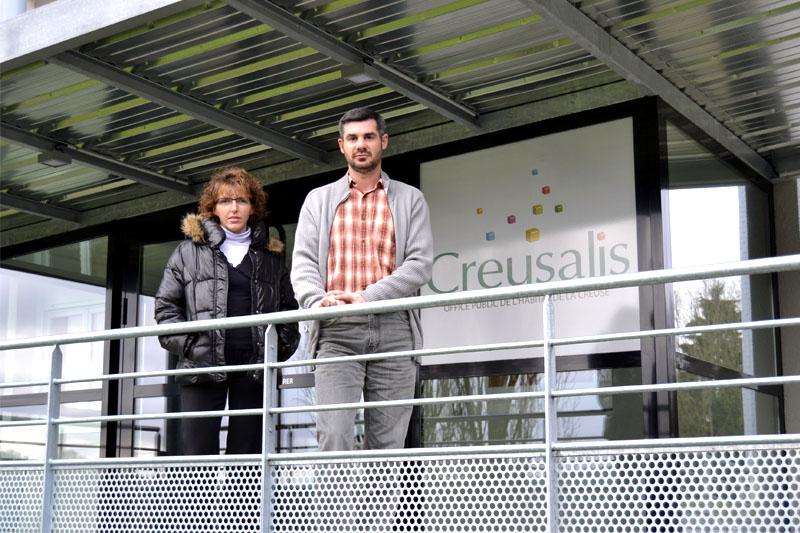 Agence Sud Creusalis Aubusson